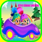 driver shimmer and shine car 1.0