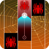 Spider Piano Tiles 1.0.1