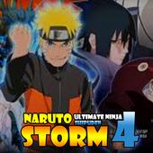 Hint Naruto Ultimate Ninja Impact 1.0