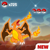 Charizard Dragon Fighter 1.0