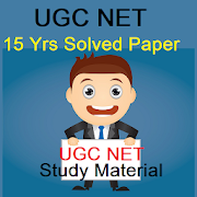 UGC NET 15 Years Solved Papers With Study Material 6 0 APK