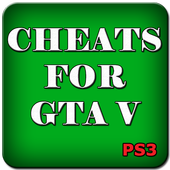 Cheats for GTA 5 (PS3) 1.0