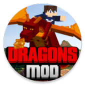 Dragons Mod for Minecraft PE 1.0