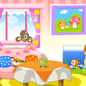 Fashion Room Cartoon Decorate 1.00.24.00