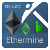 Ethermine Pool Stats Monitor 3.1.6