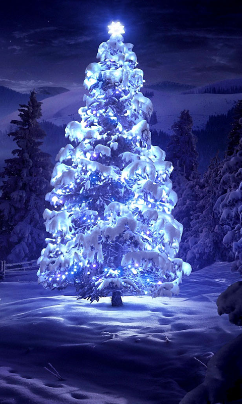 ... HD Christmas Live Wallpaper 1.2 screenshot 3 ...