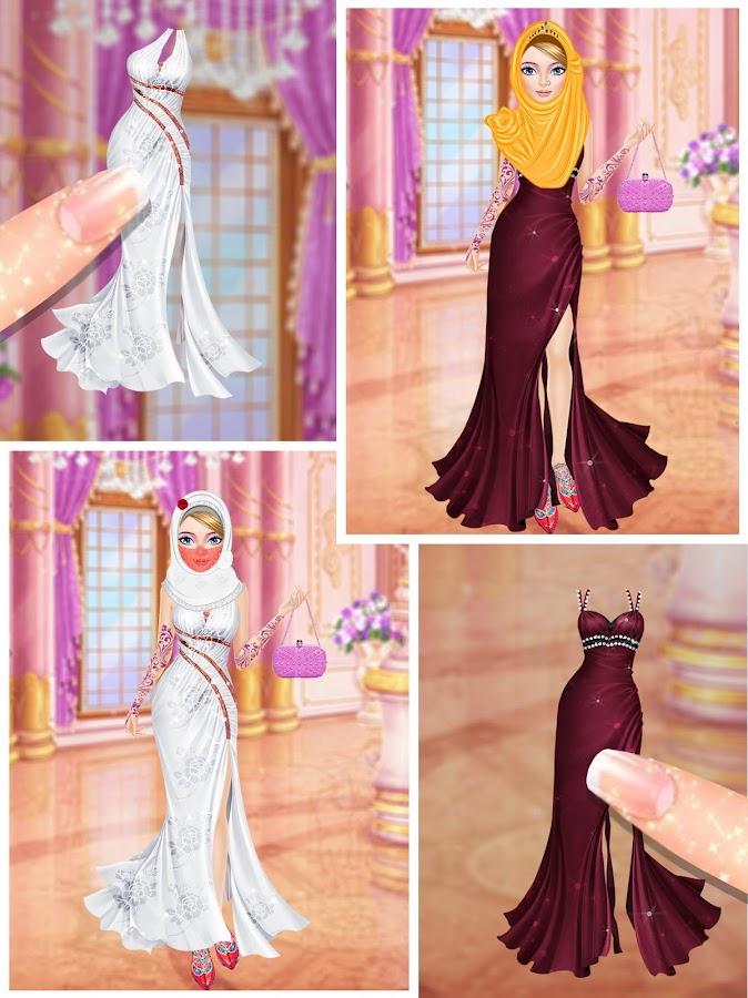 5a8863f96 دانلود Hijab Fashion Doll Makeover 3.0 APK - بازی های هیجانی
