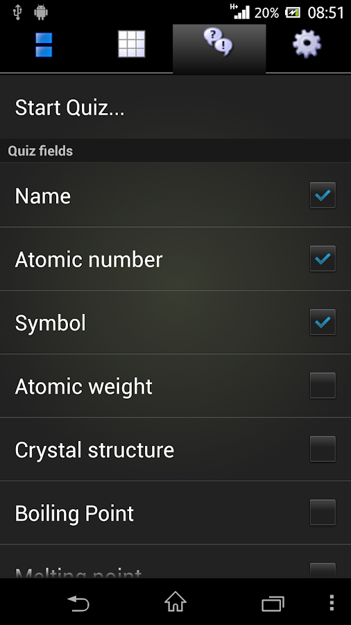 Periodic droid no ads 23 apk download android books periodic droid no ads 23 screenshot 3 urtaz Choice Image