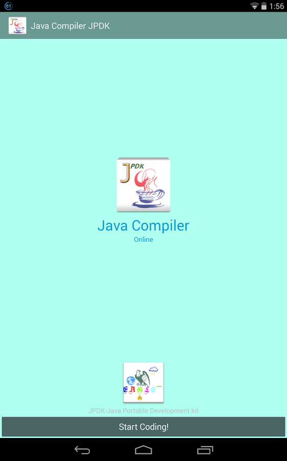 Java Compiler Jpdk 1 1 Apk Download Android Tools Apps