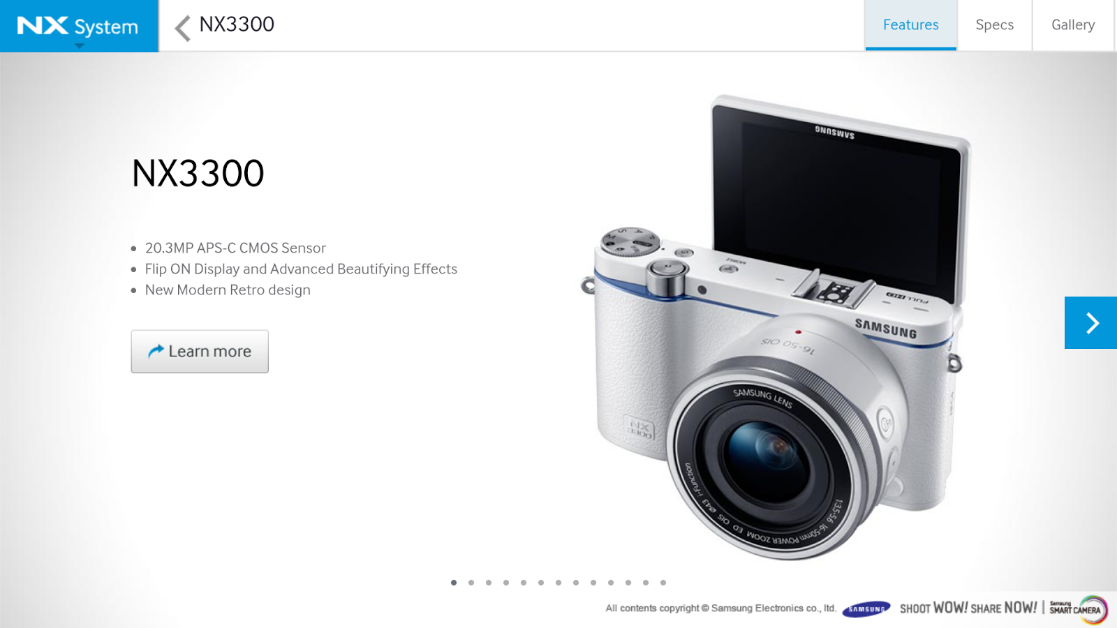 Samsung SMART CAMERA NX 4.7.4 APK Download - Android Lifestyle Apps