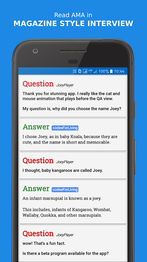 Joey for Reddit 1 7 3 7 APK Download - Android News & Magazines