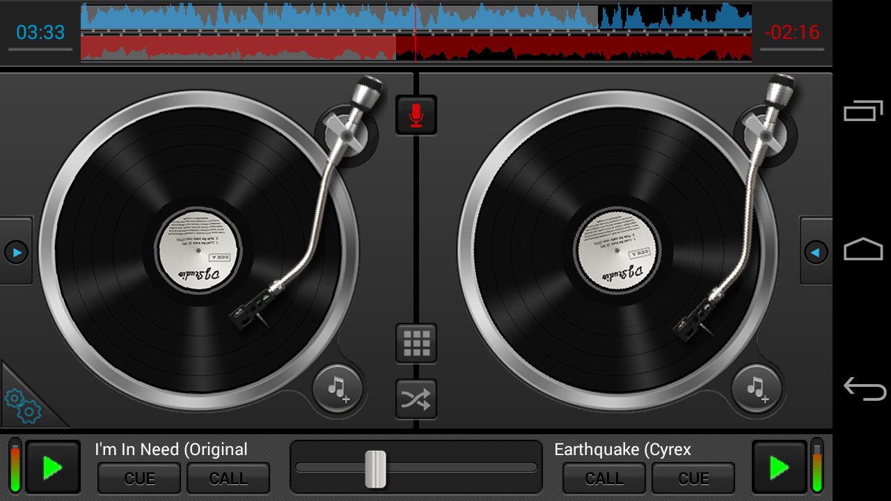 DJ Studio 5 - Free music mixer 5.2.3 APK Download - Android Music ...