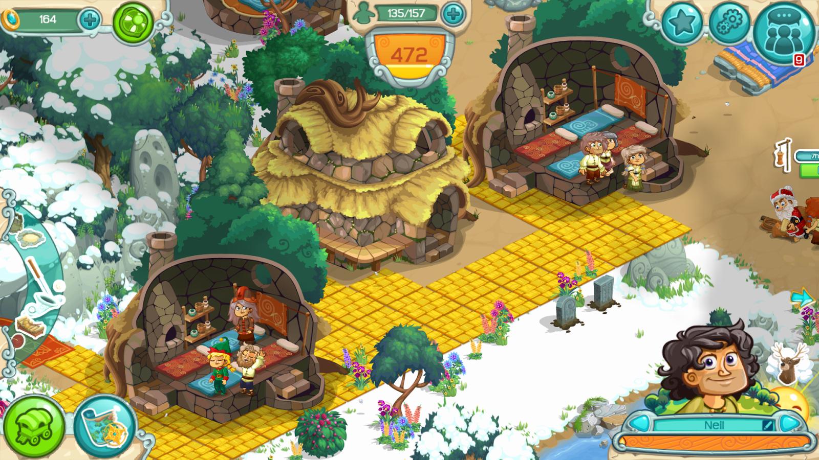 village life game dating