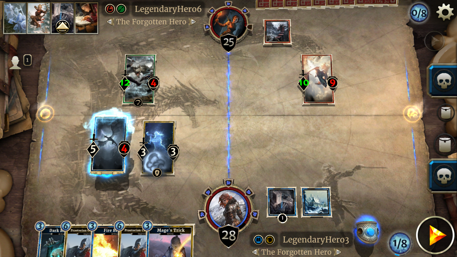 the elder scrolls legends heroes of skyrim 1 67 1 apk download