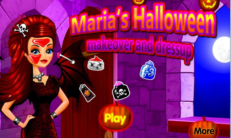 Halloween Makeup Girl Games 1.0.0 APK Download - Android Casual Games