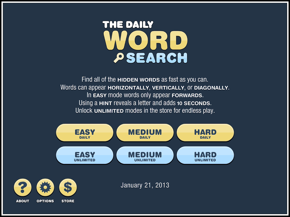 daily word search 1 4 0 apk download android puzzle games