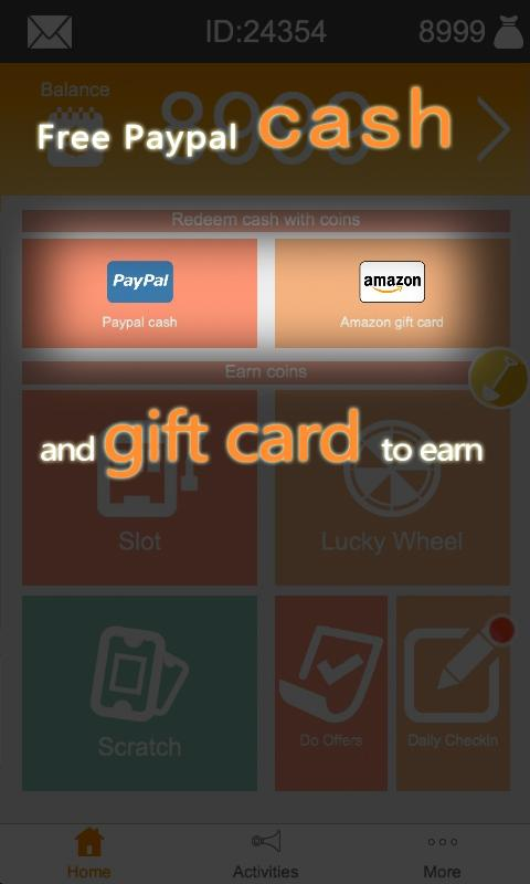 Cash Rewards Amazon Gift Card 2.6.4 APK Download - Android Casual ...