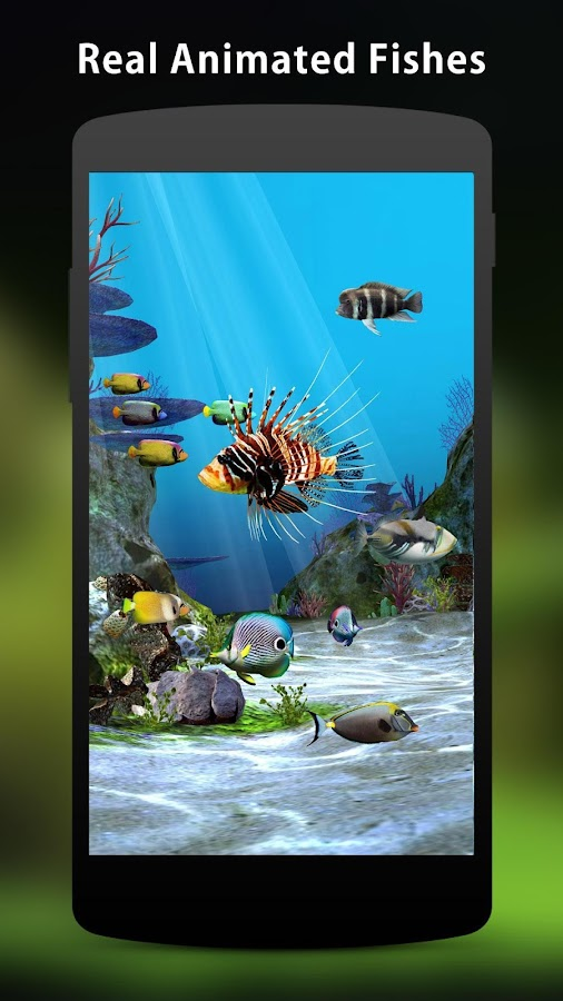 3D Aquarium Live Wallpaper HD 136 APK Download