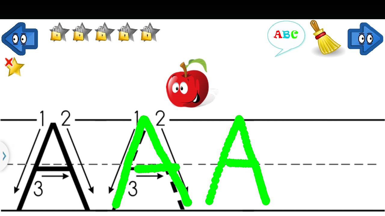 Learn Write Letters Abc 123 148 Screenshot 21