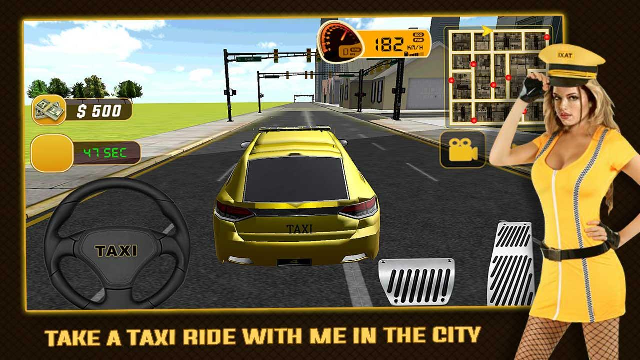 taxi crazy 1 9 apk download android simulation games. Black Bedroom Furniture Sets. Home Design Ideas