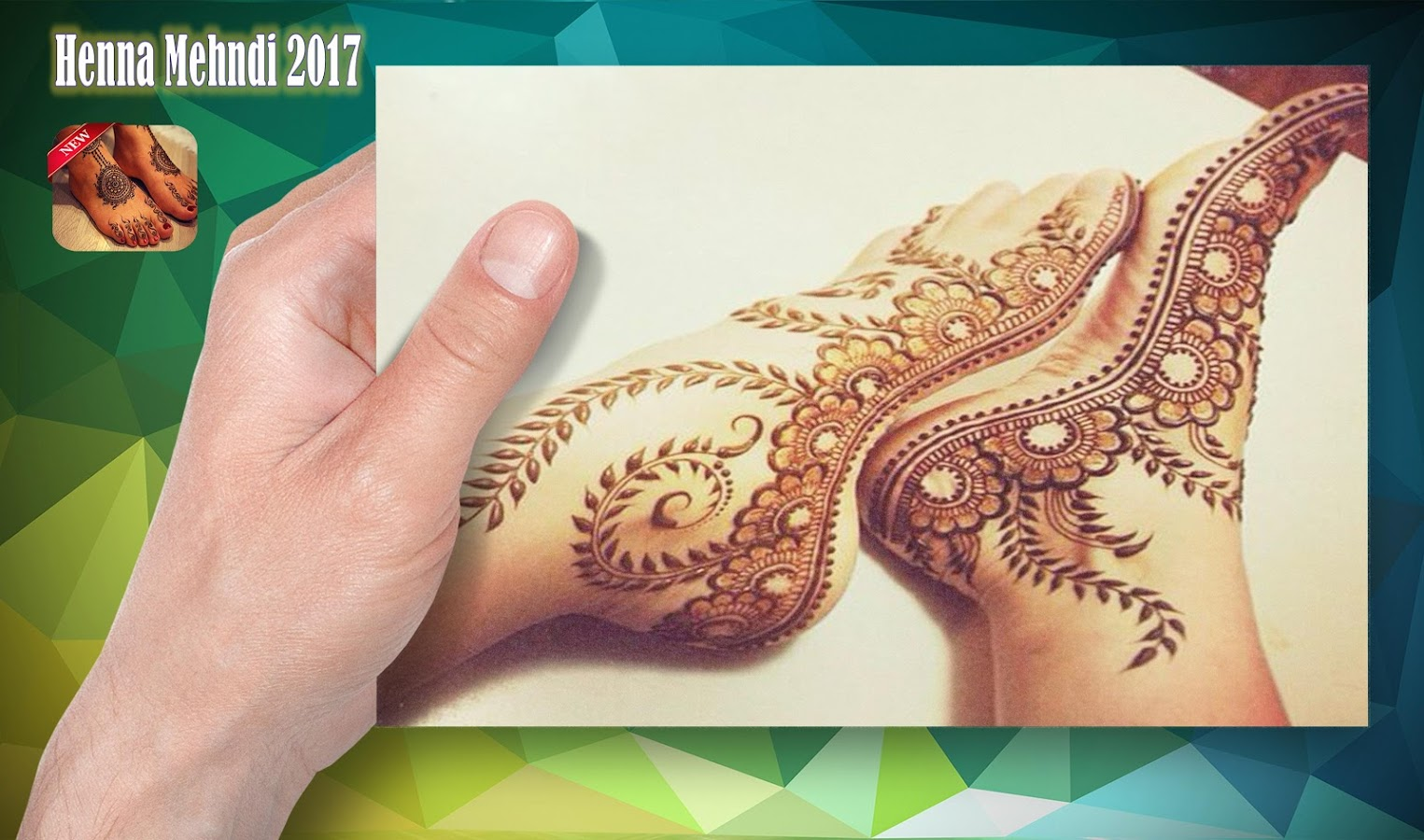 3cacf53a95edb Indian Mehndi Henna Feet 1.0 APK Download - Android Lifestyle Apps