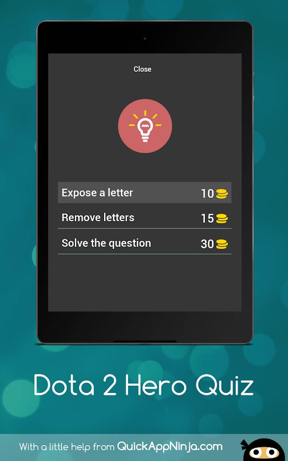 hero quiz on dota 2 3 4 2dm apk download android trivia games