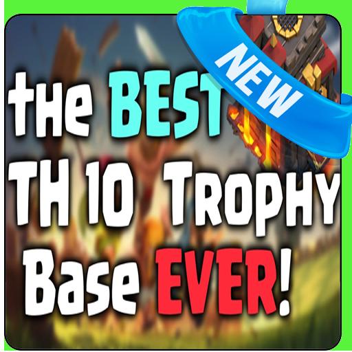 Trophy Base Coc Th  Screens