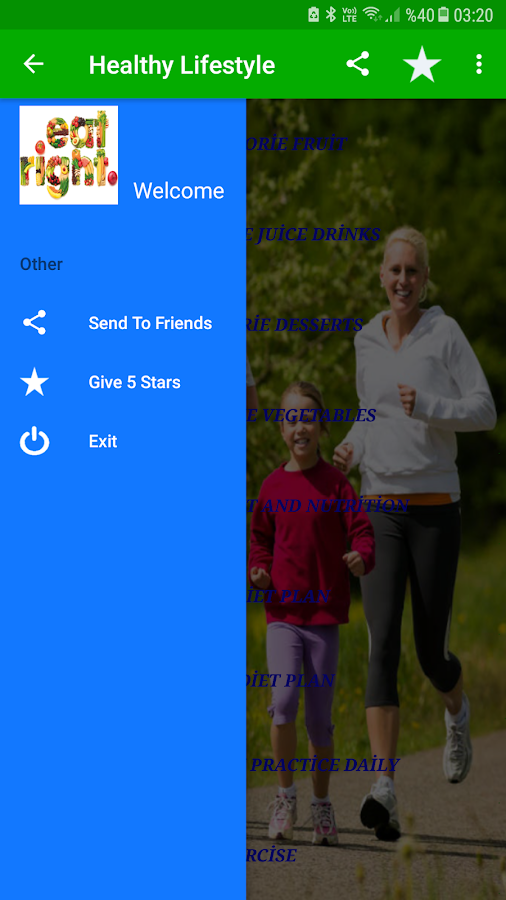 Healthy Lifestyle 1 0 APK Download - Android News & Magazines Apps