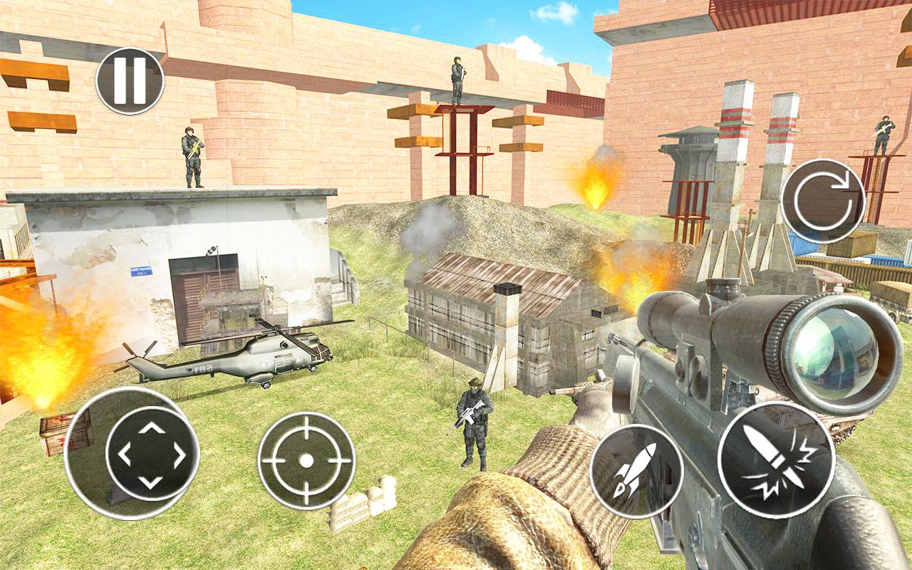 Fallout Mission : City Sniper 1 0 APK Download - Android