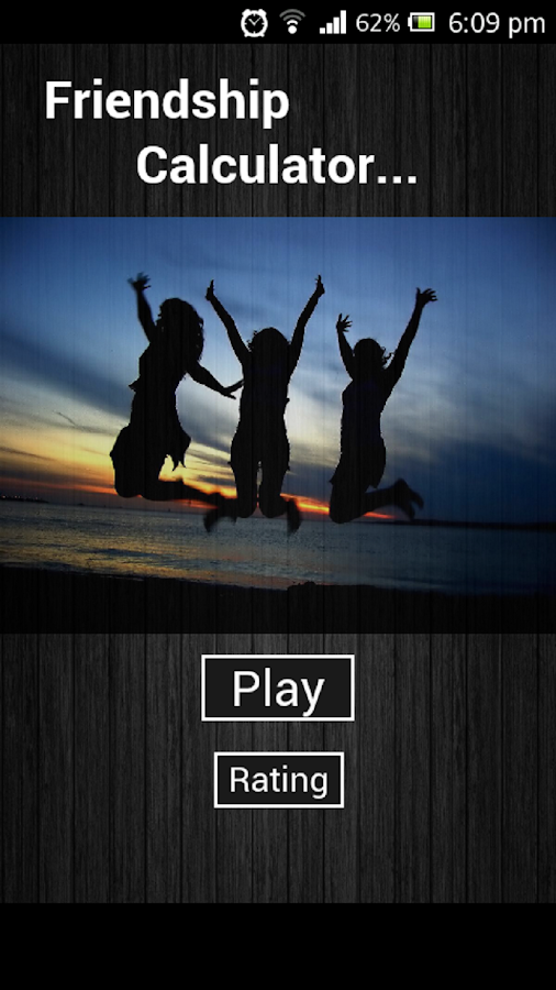 Friendship Calculator 1 0 0 APK Download - Android