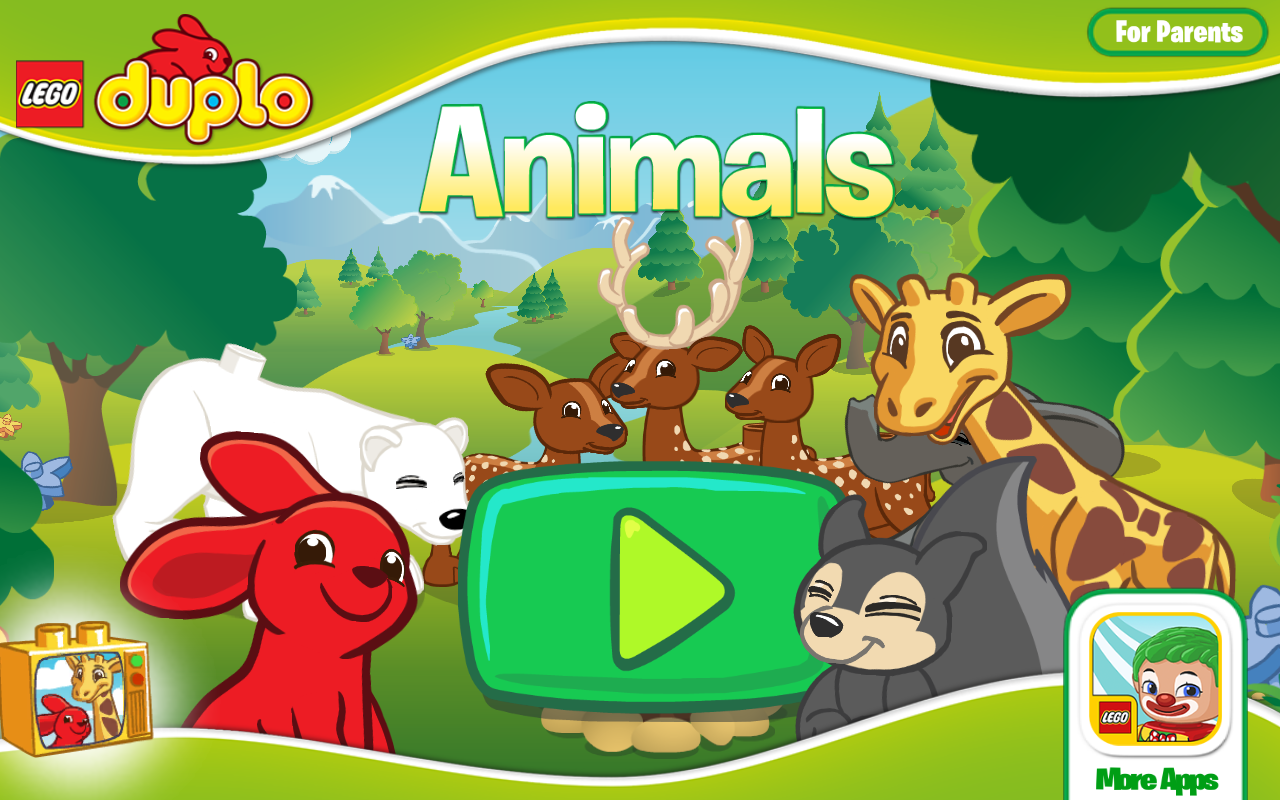 Lego Duplo Animals 2 0 1 Screenshot 9