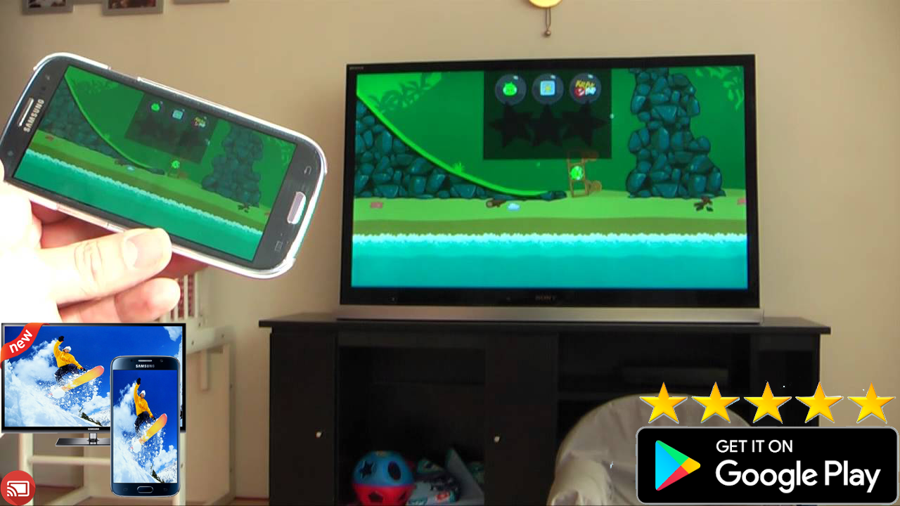 TV Screen Mirroring - TV Mirroring 2 1 APK Download - Android Tools Apps