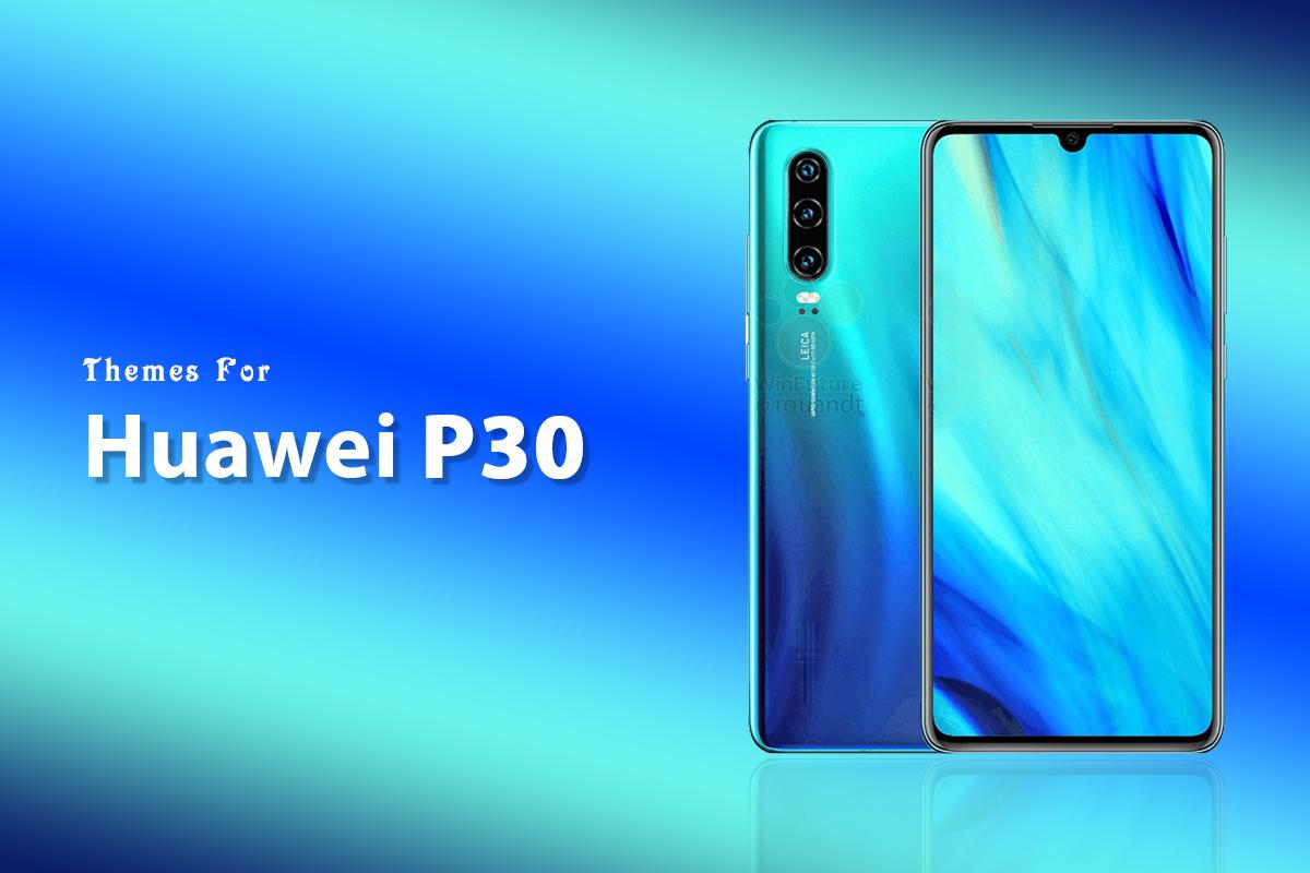 app Theme huawei p30 nova4e enjoy9e Wallpaper launcher 1 0 2
