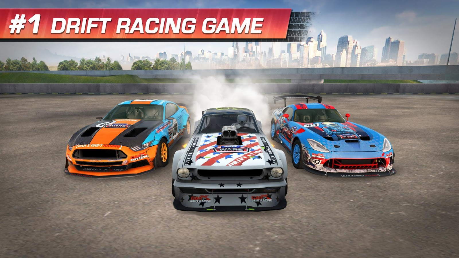 Burning Horizon Car Game