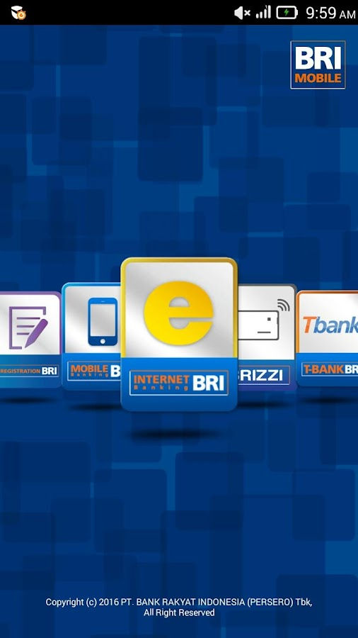 BRI Mobile 7.2.0 APK Download - Android Finance Apps