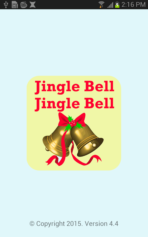 Jingle Bell Jingle Bell Poem 5 0 APK Download - Android