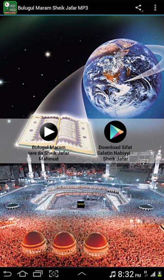 Bulugul Maram Sheik Jafar MP3 3 APK Download - Android Music