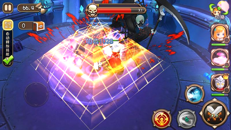 league of anime duel of fate 0 1 0 2 apk android