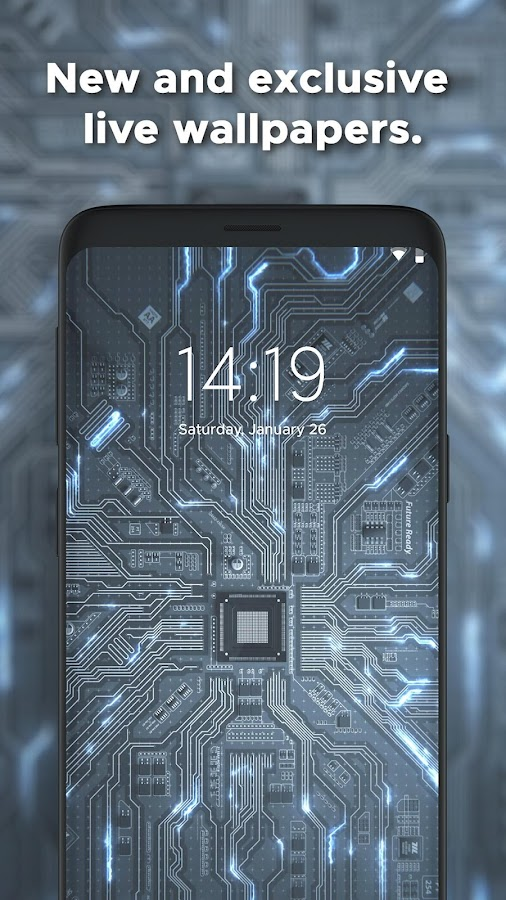 lock screen live wallpaper скачать на андроид