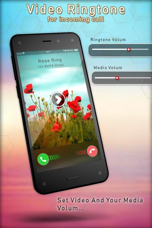video call ringtone app download