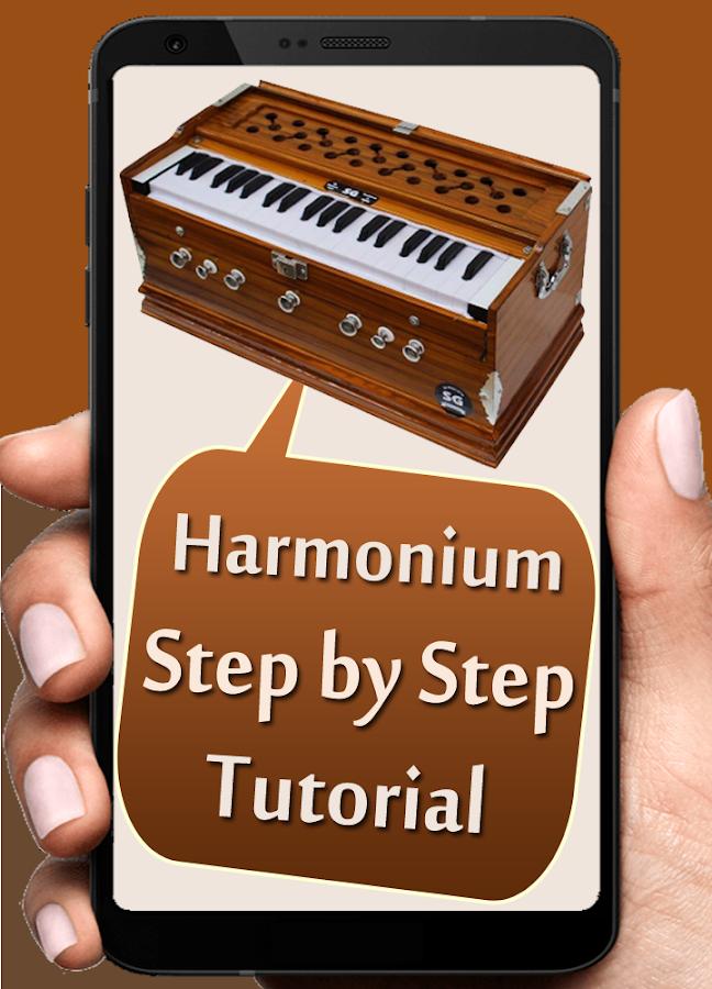 Music Harmonium Apps