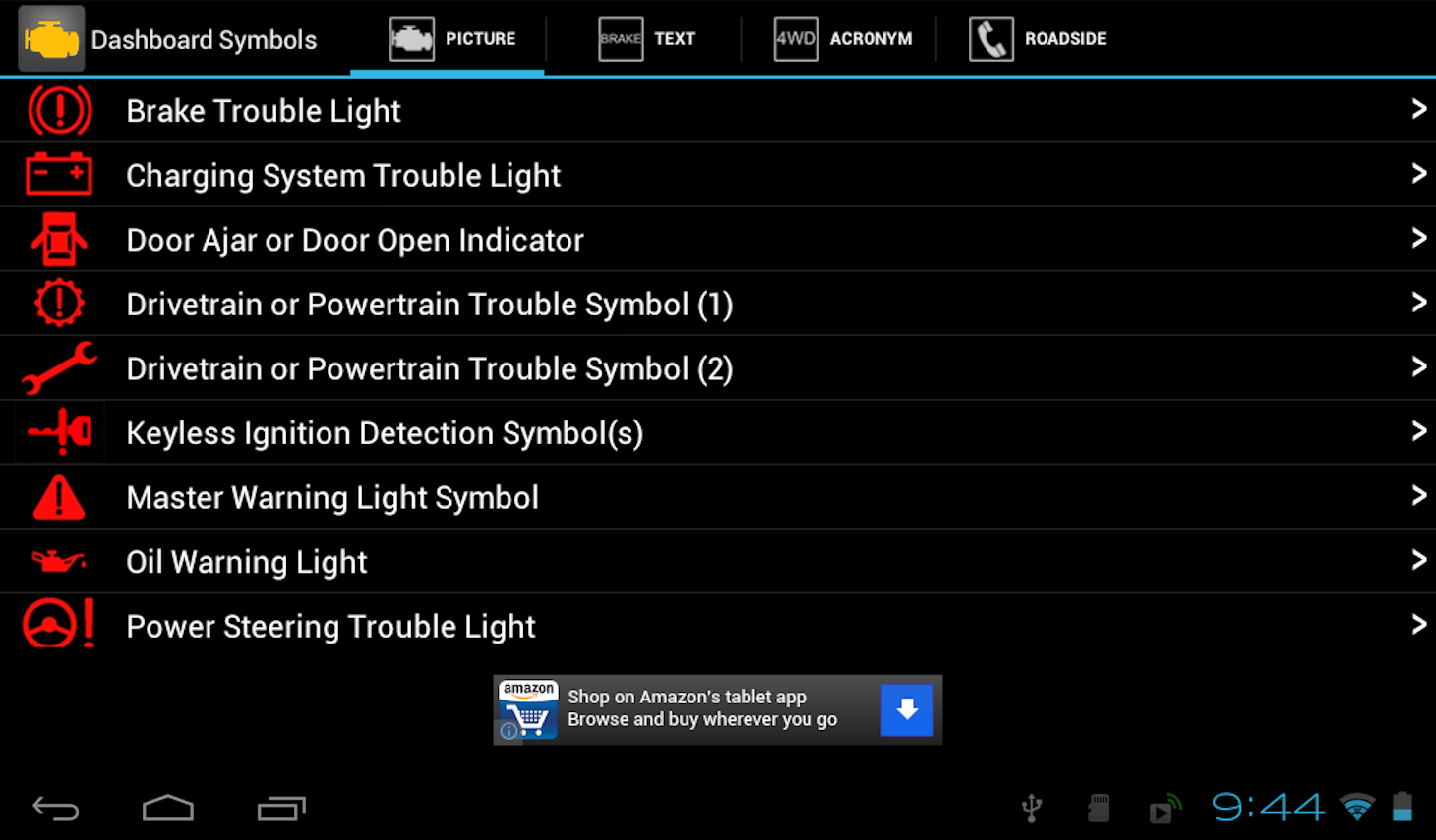 Vehicle Dashboard Symbols APK Download Android Cats - Car sign on dashboarddont panic common dashboard warnings you need to know part