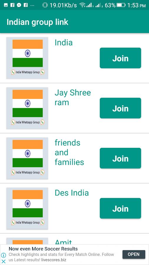 دانلود Fresh Groups Joining Links 2 0 APK - برنامه های اجتماعی