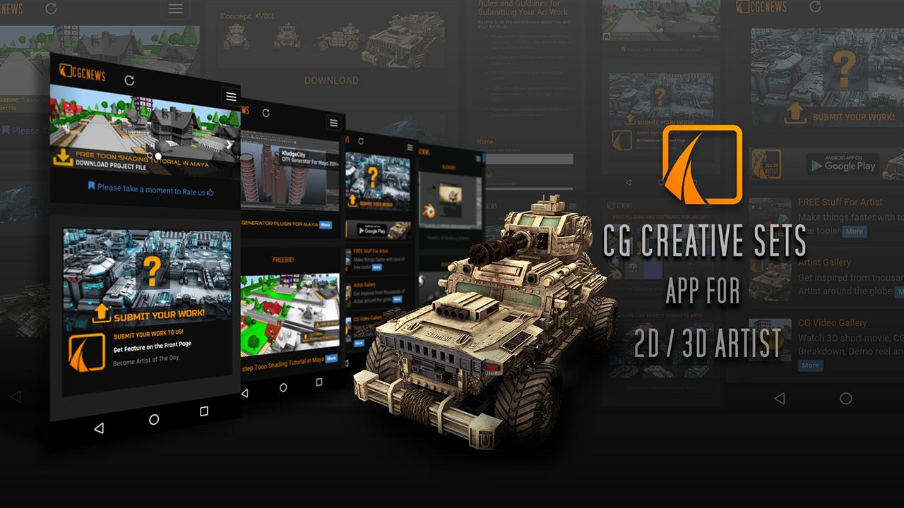 com cgcreativesets app 3 0 APK Download - Android News