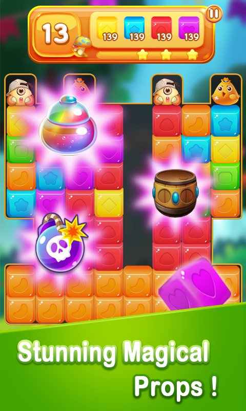 Candy Blast Match 2 1 0 0 APK Download - Android 益智 游戏