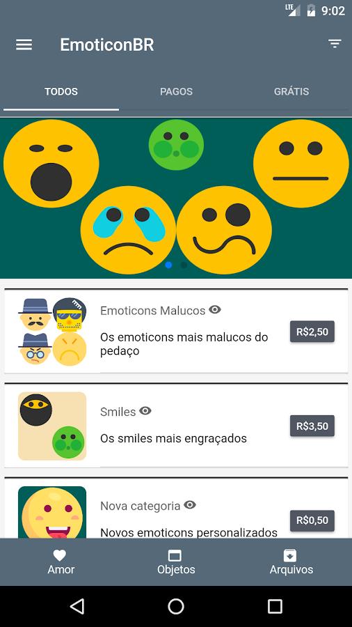 EmoticonBR 0 0 1 APK Download - Android Comics Apps