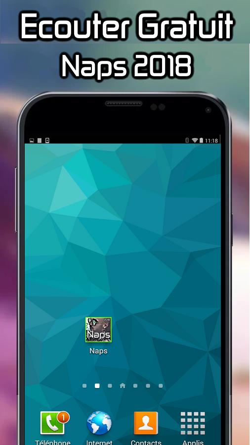 Ecoutez Naps 2018 Gratuit 2 3 APK Download - Android Music & Audio Apps
