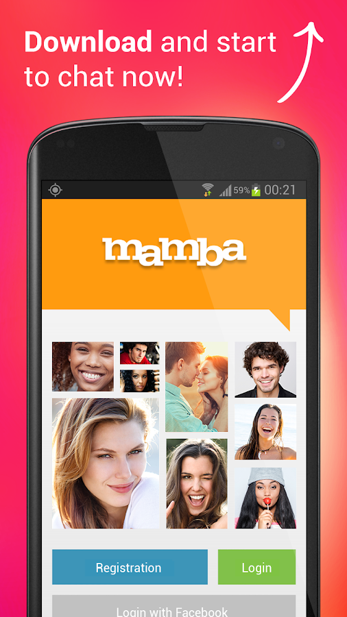 Mamba dating website