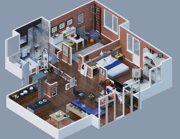 3d Home Plans Design 1 0 Apk Download Android Lifestyle Apps