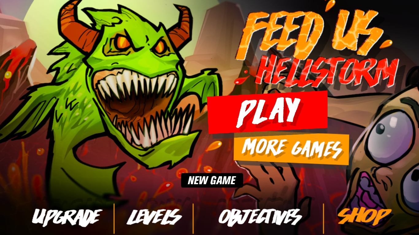 Feed Us A 0: Feed Us Hellstorm APK Download